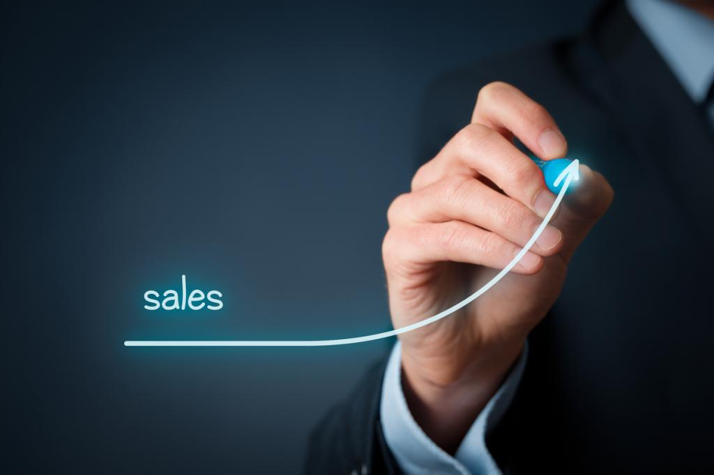 управление продажами маркетинг