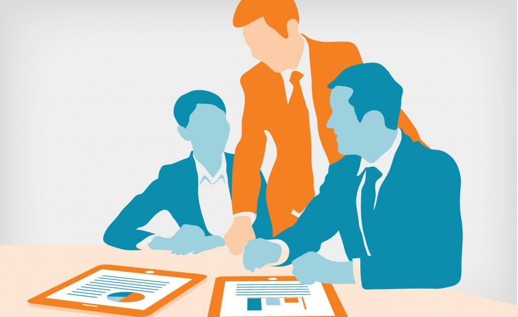 доверительное управление продажами