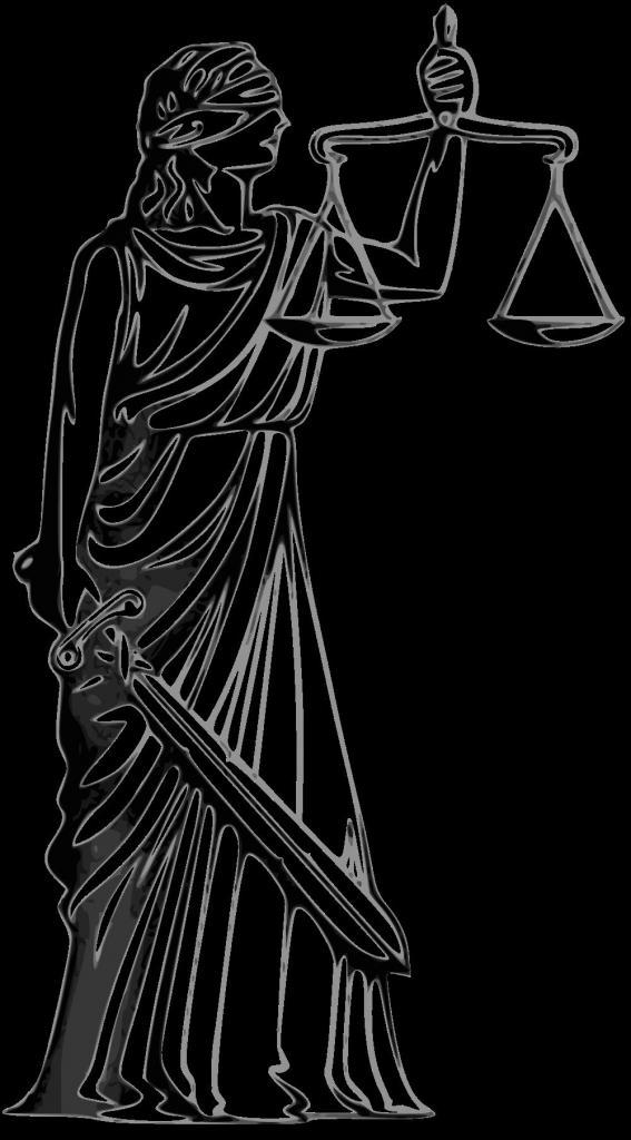 символика юриста
