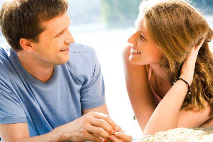 Стороны партнера его неподдельная заинтересованность в сексуальных чувствах партнерши