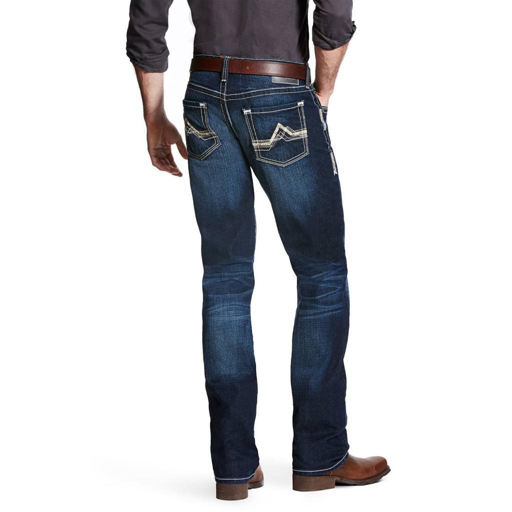 правильная длина классических джинсов