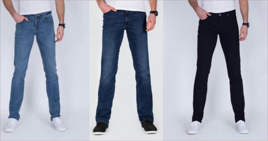 популярные модели джинсов