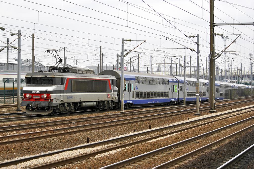 Движение железнодорожного состава
