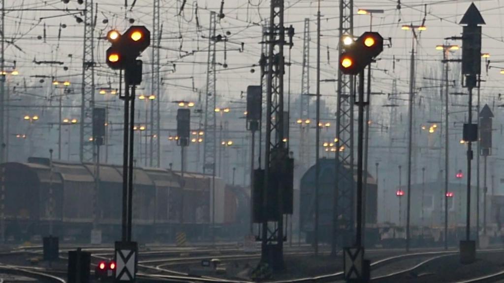 Железнодорожные сфетофоры