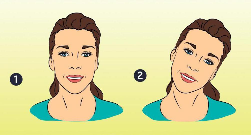 Как избавиться от щек и второго подбородка