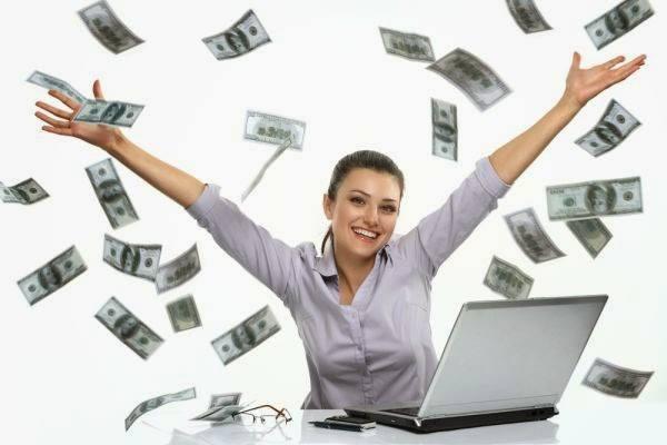 Попросить денег в сети