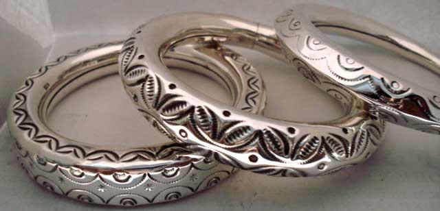 черненое серебро