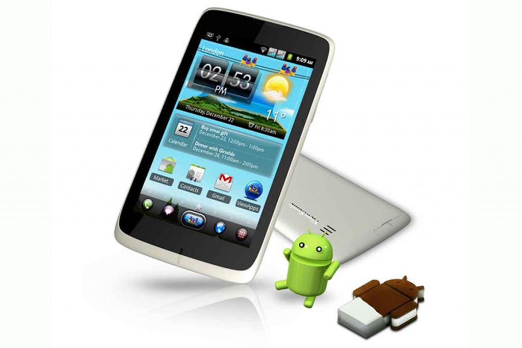 Телефоны на Андроиде