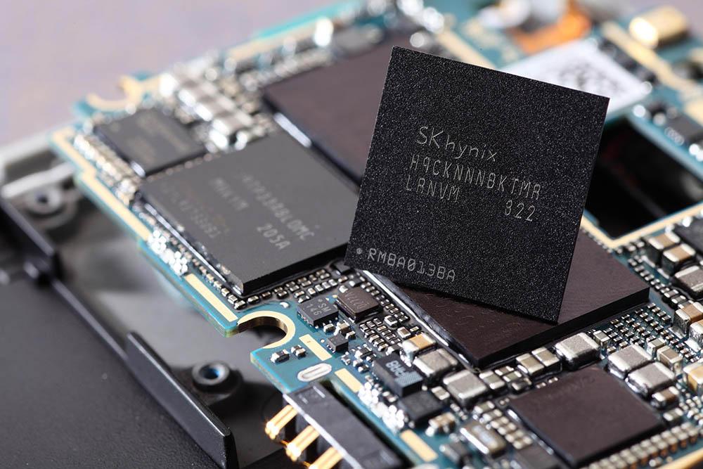 оперативная память мобильного телефона