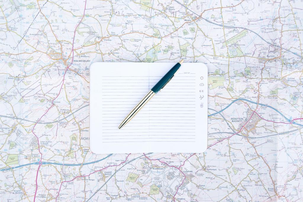 Карта и лист
