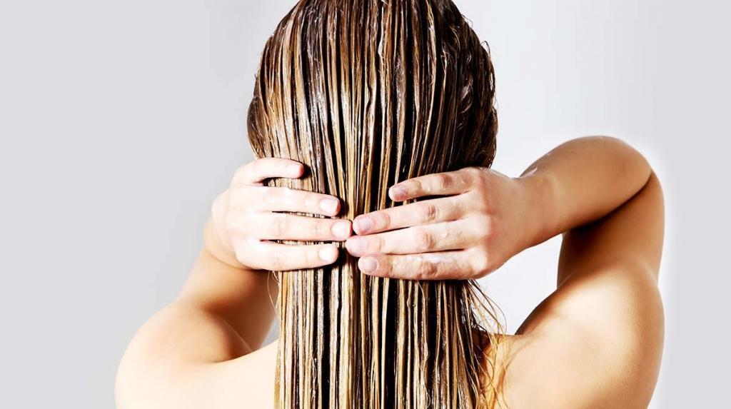 маска для волос