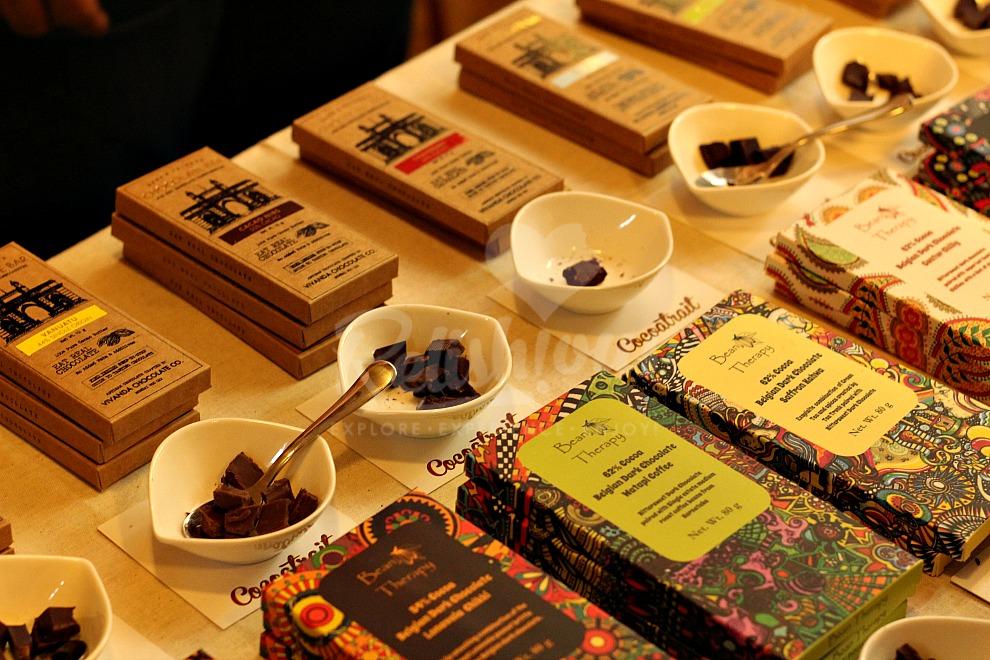 Десерты от шоколатье