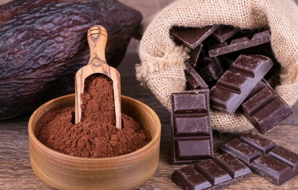 Изготовление натурального шоколада
