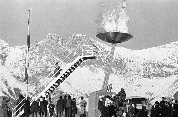 Проведение Олимпийских игр