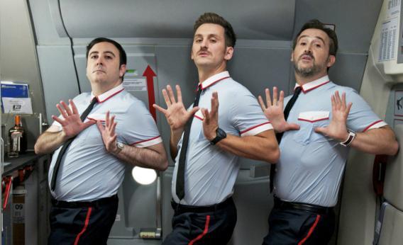 как стать стюардом на самолете мужчине