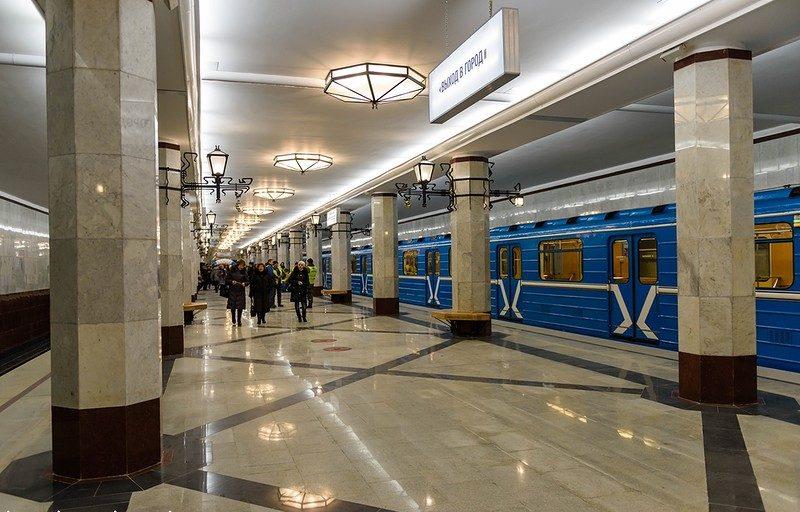 Станция Алебинская