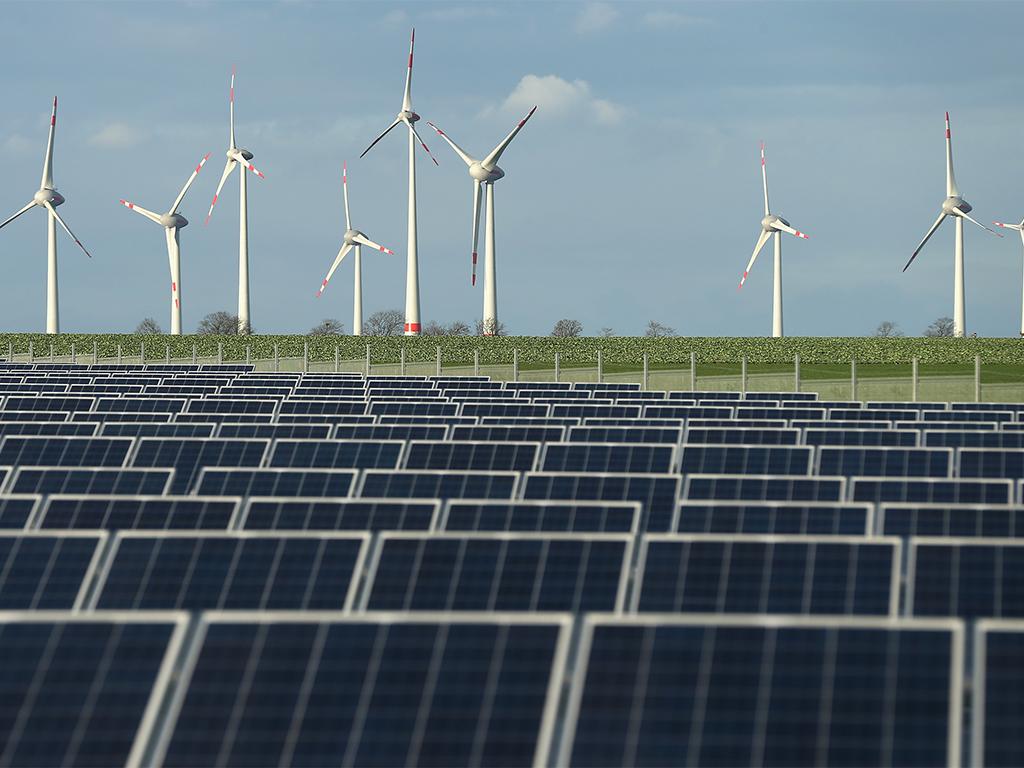 Альтернативная энергетика в Германии