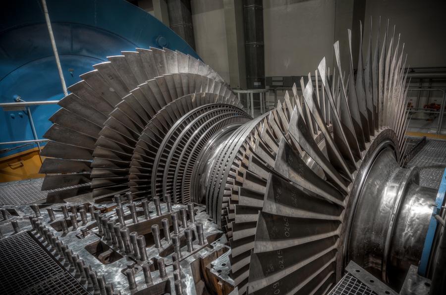 Паровая турбина АЭС