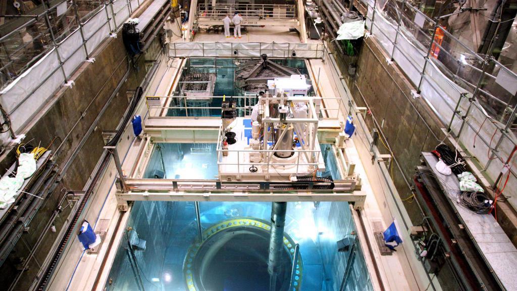 Атомная элеткростанция