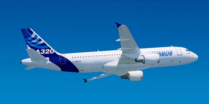 Популярный аэробус A320