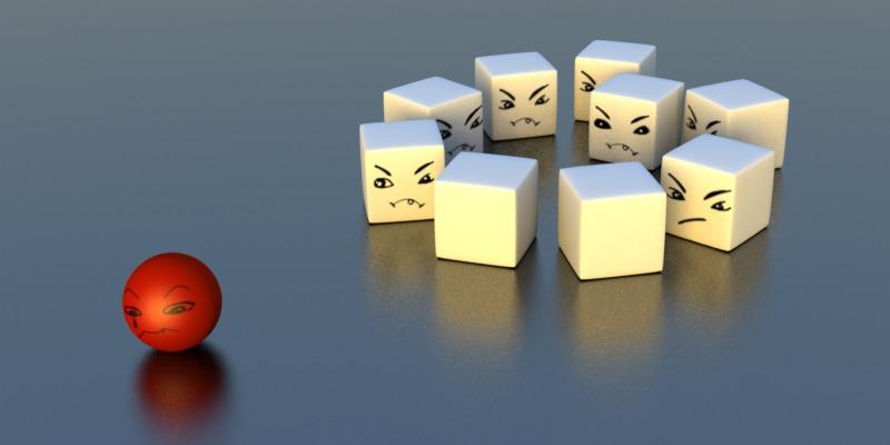 Стресс влияет отрицательно