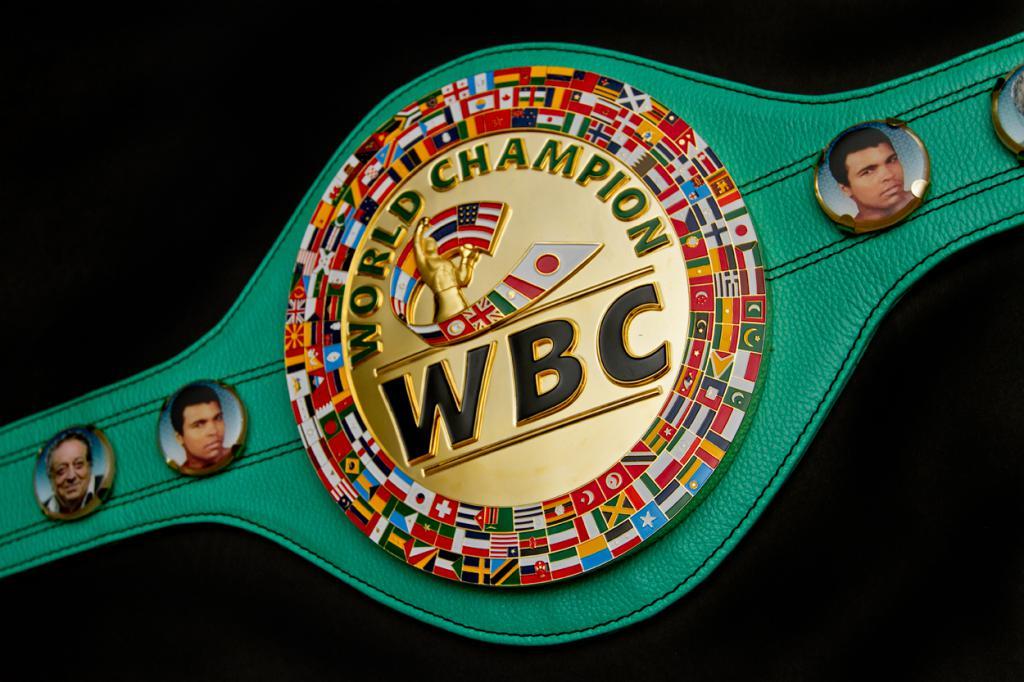 Пояс WBC