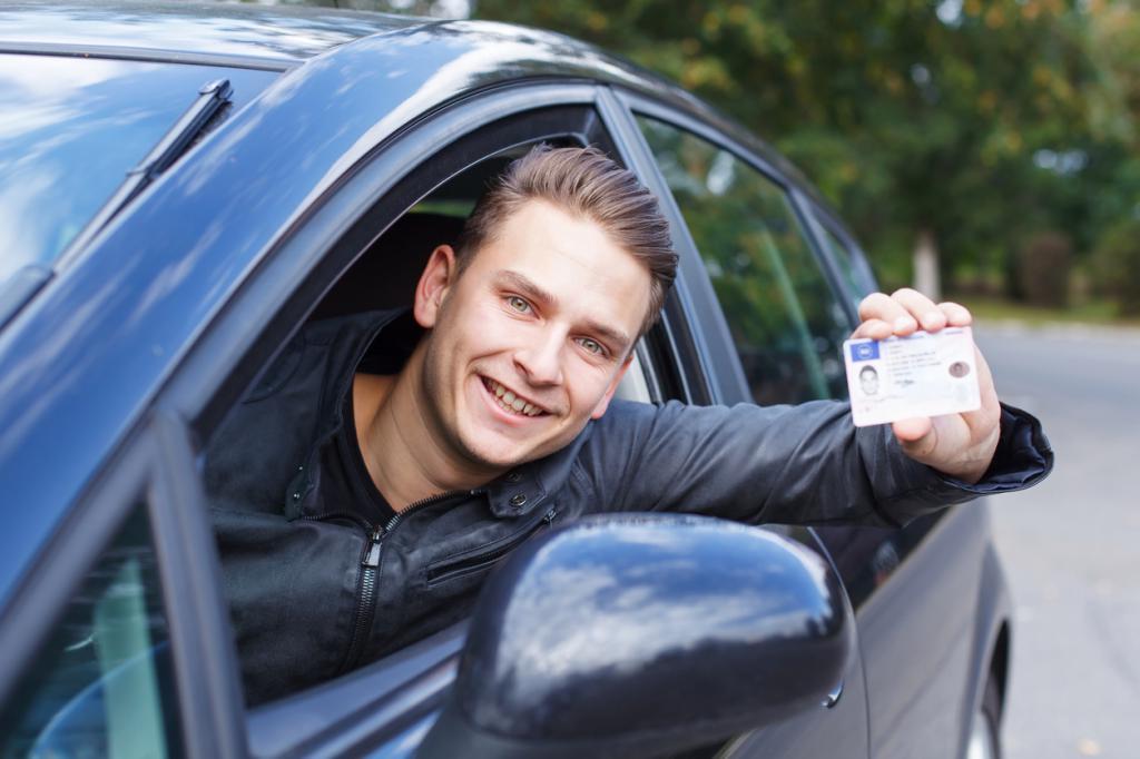 доверенность на вождение автомобиля от юридического лица