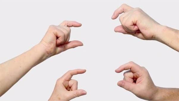 руки жесты