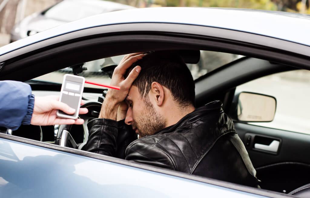 тестирование нетрезвого водителя