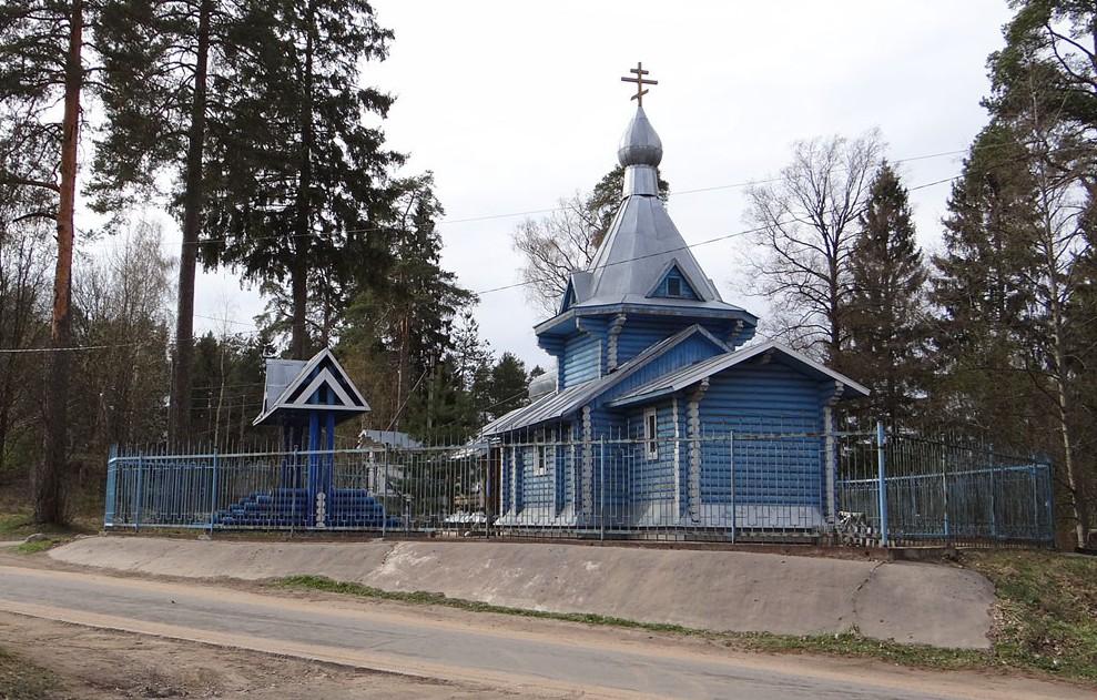 Первомайское, церковь Пантелеймона Целителя