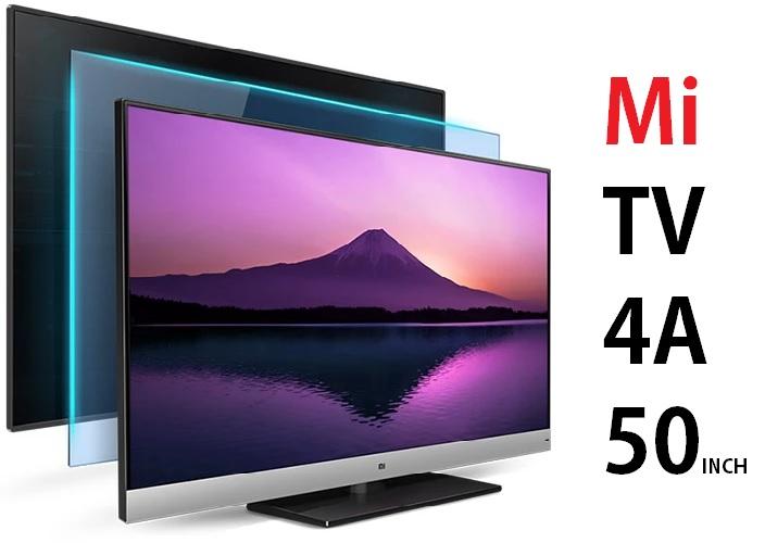 телевизор сяоми 50