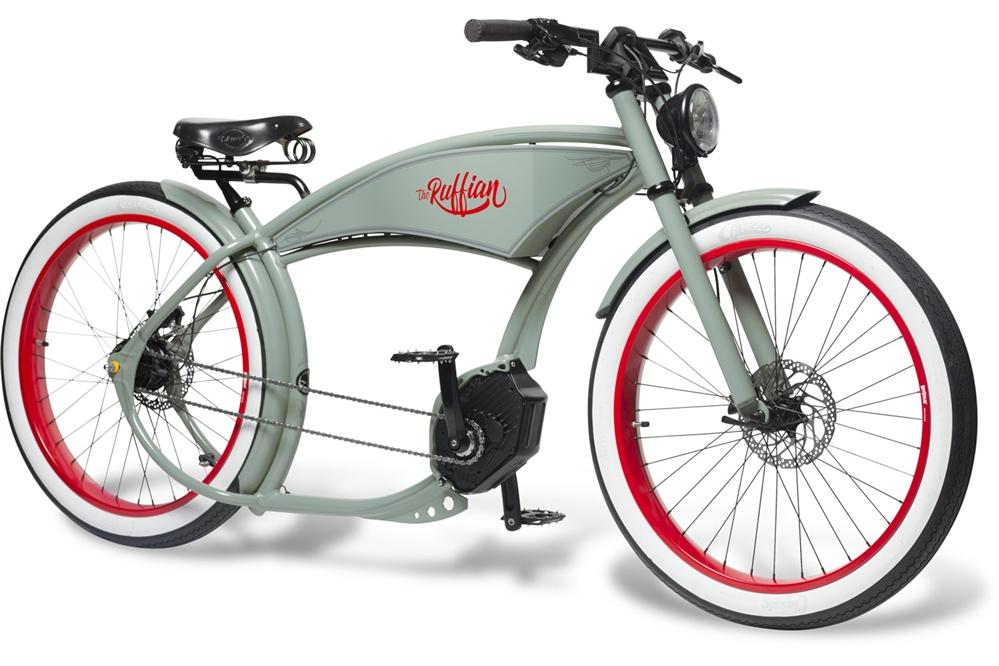 цельной велосипед
