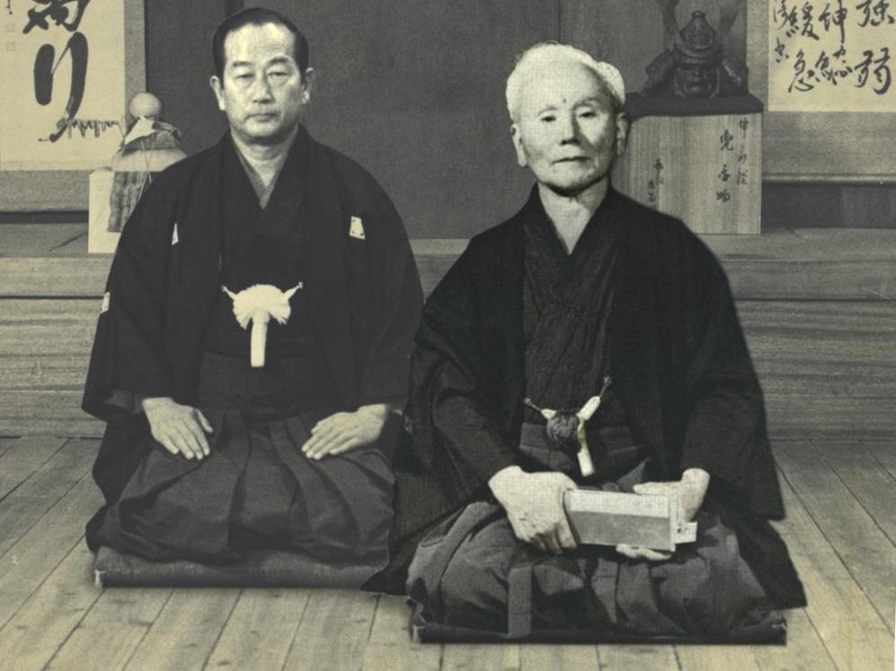 Фунакоши и Накаяма