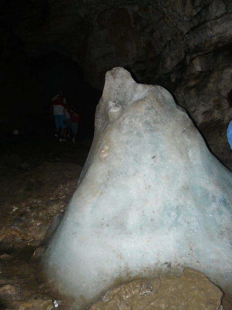 Пещерный ледник