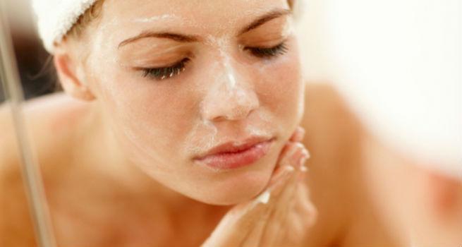 отшелушивание кожи в домашних условиях