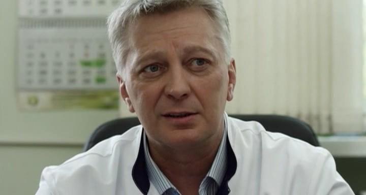 Дмитрий Ячевский в образе доктора