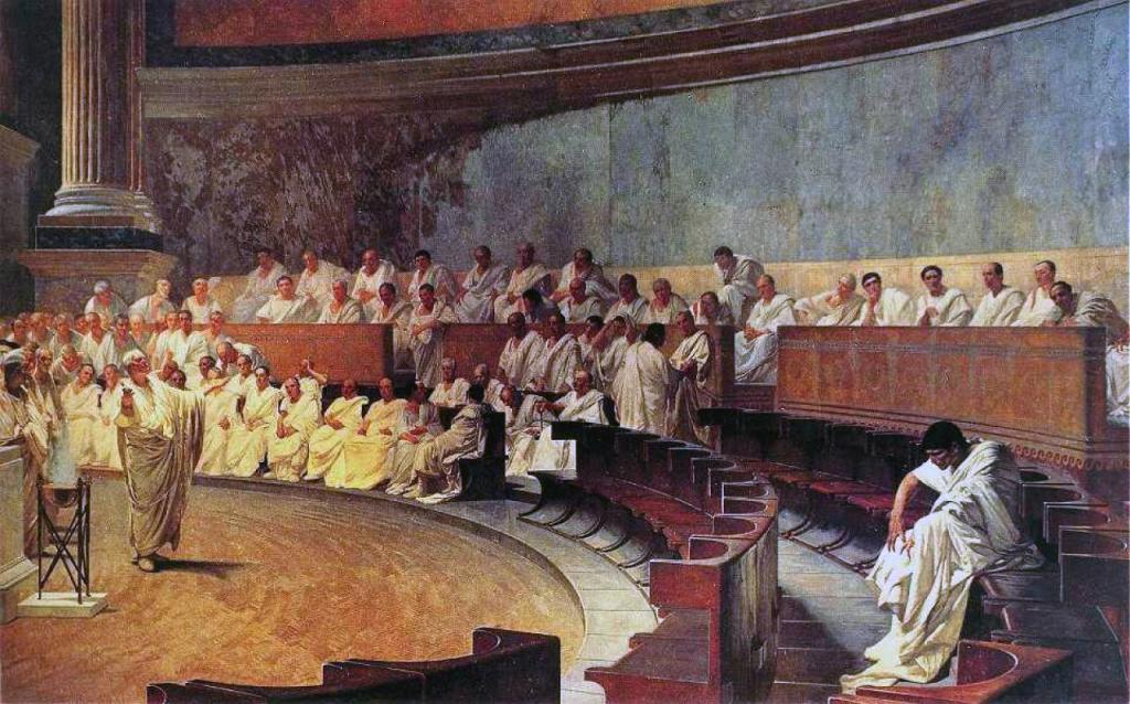 Сенат в Древней Греции