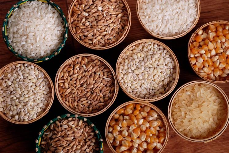 Зерновые корма для животных
