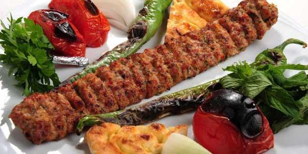 Адана кебаб домашнего приготовления