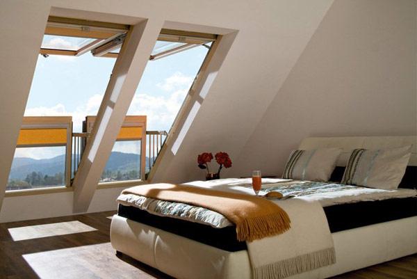 Комплект мансардного окна velux