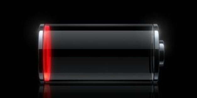 Статус батареи
