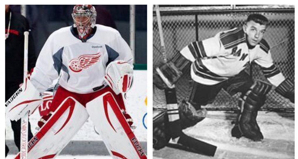 хоккейная экипировка тогда и сейчас
