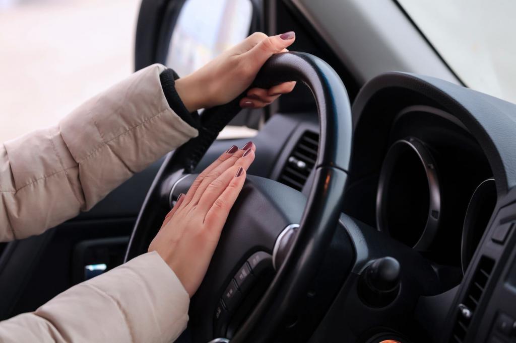 Будьте внимательны на дороге