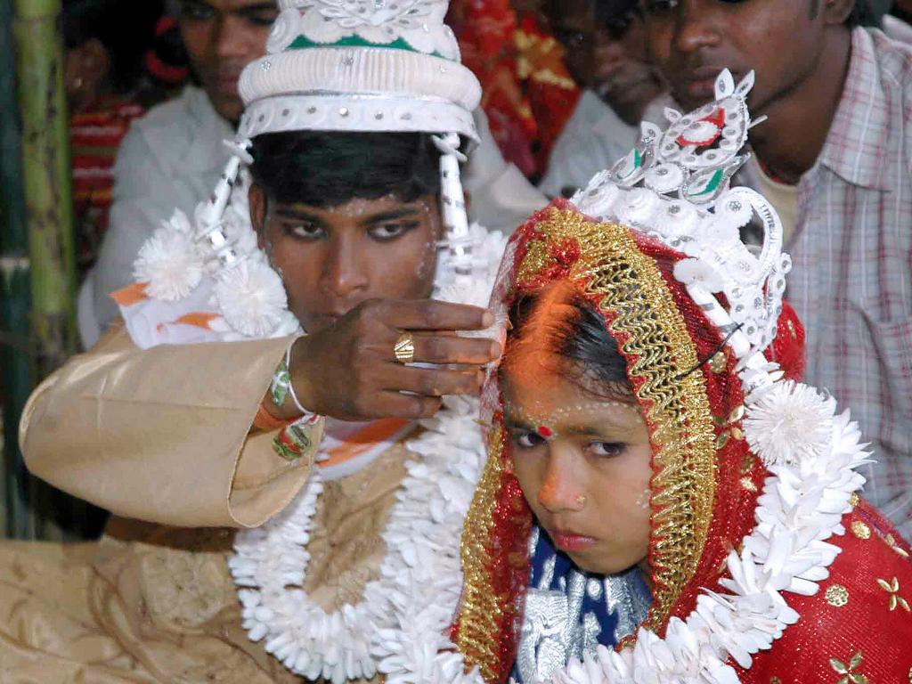 Ранний брак у мусульман