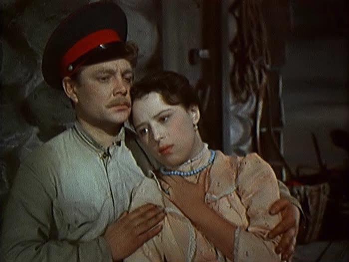 Михаил и Дуняша