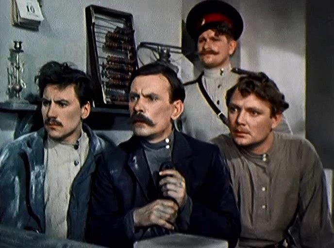 на службе советской власти