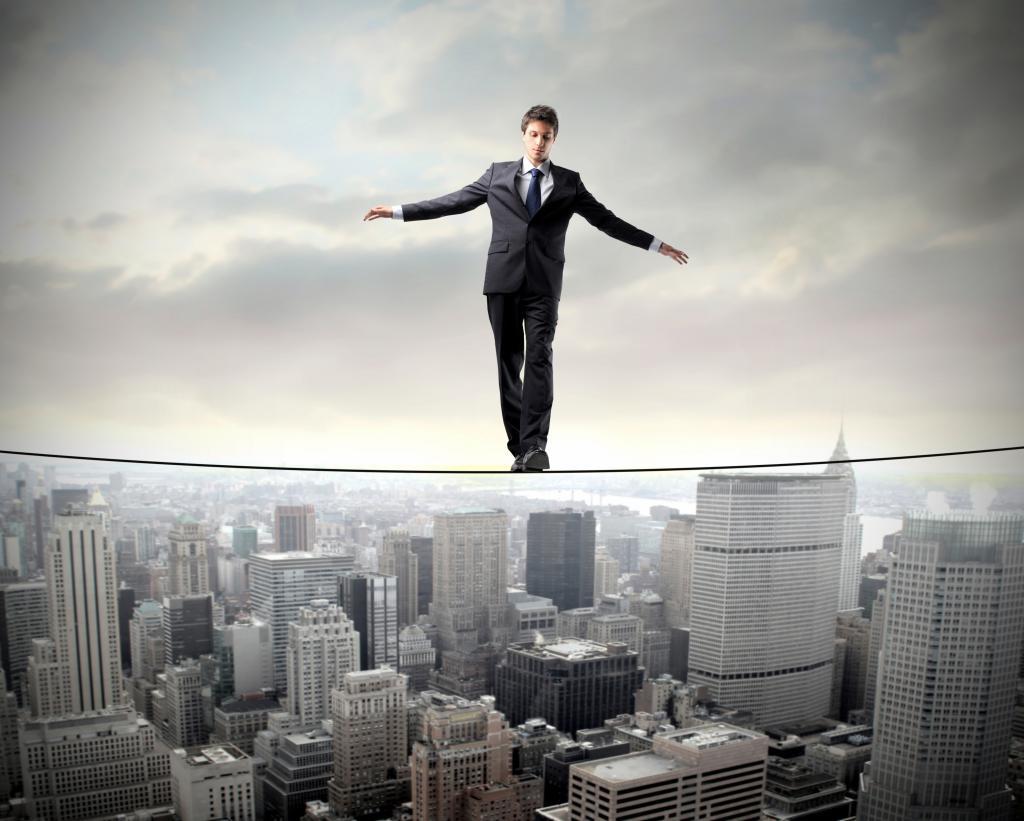 Стремление к риску - отрицательная черта