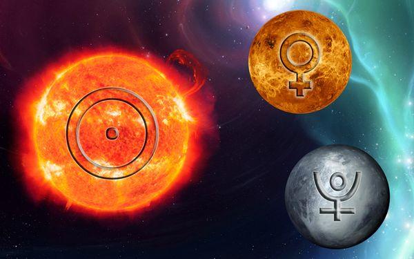 Планеты в квадратурах