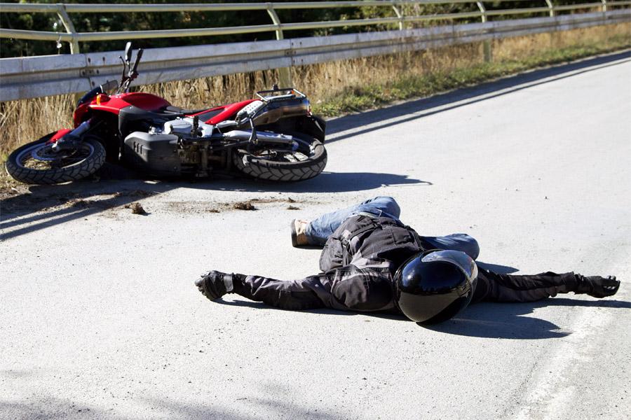 Мотоциклетный травматизм