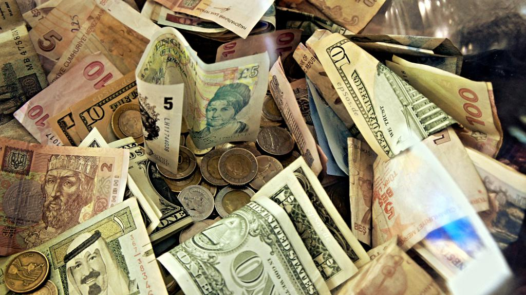 Финансовый вопрос и деньги